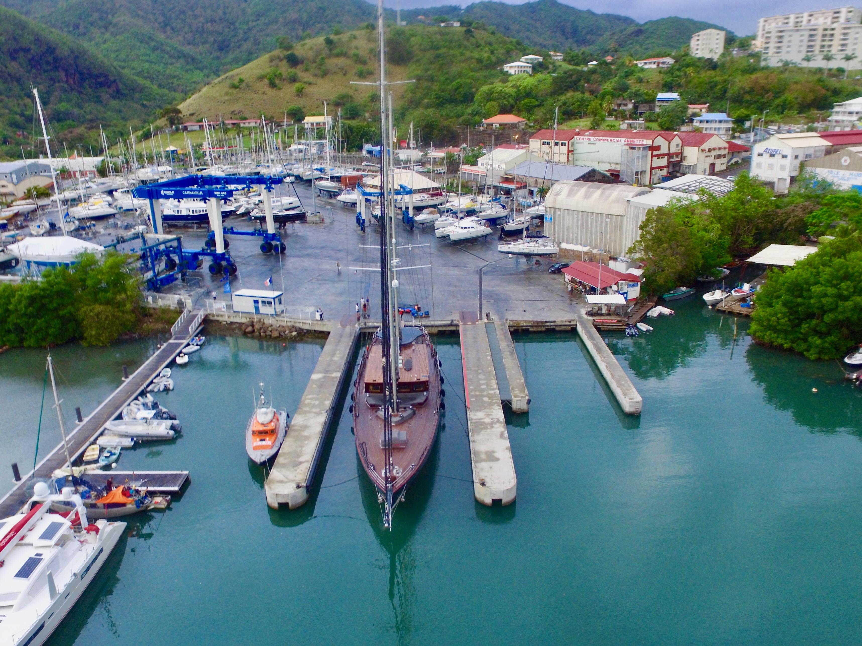 Carenantilles Shipyard