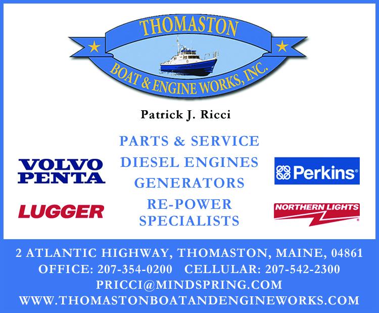 Thomaston Boat & Engine Works, Inc.