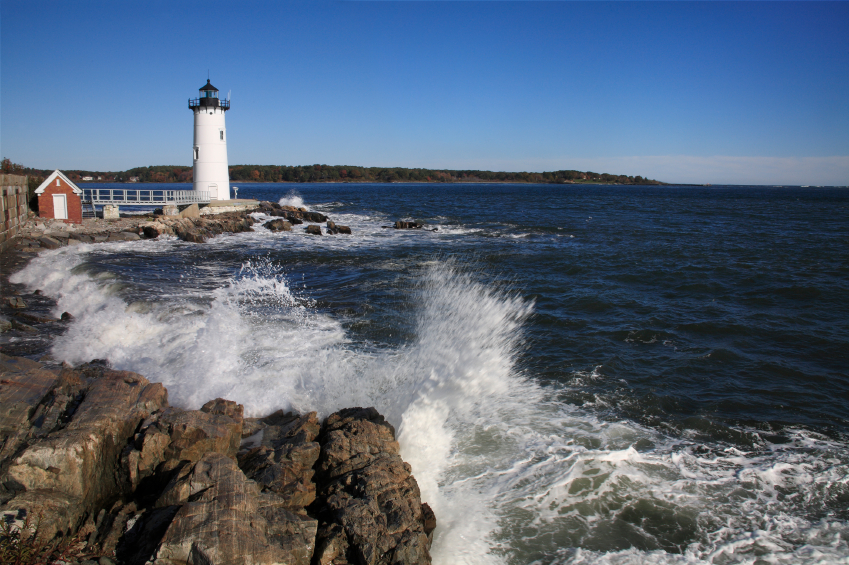 Portsmouth Harbor Light, New Castle, New Hampshire