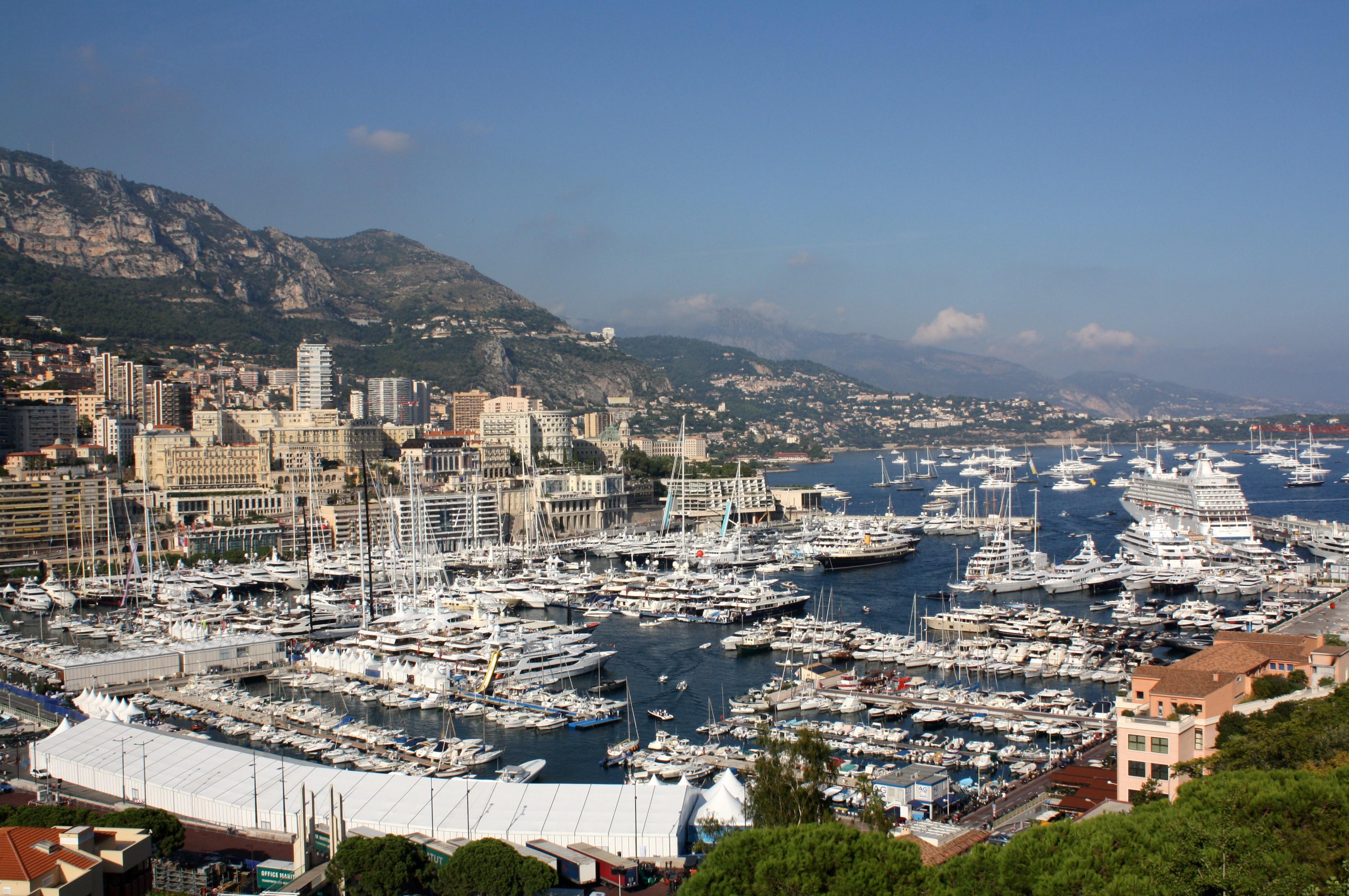 Monaco / Cap d'Ail