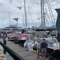 Newport Boat Show 2019