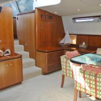 S/V SEA QUELL - ALLOY YACHTS 108'