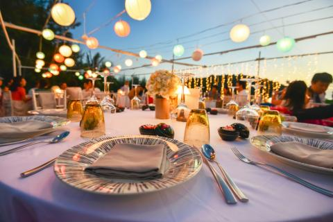 caribbean yacht season guest activities restaurant
