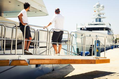 caribbean yacht season security in the caribbean crew