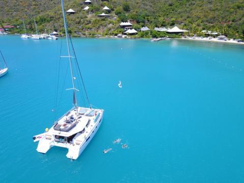 caribbean yacht season the virgin islands bitter end yacht club