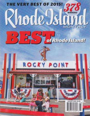 Rhode Island Monthly Best of Rhode Island