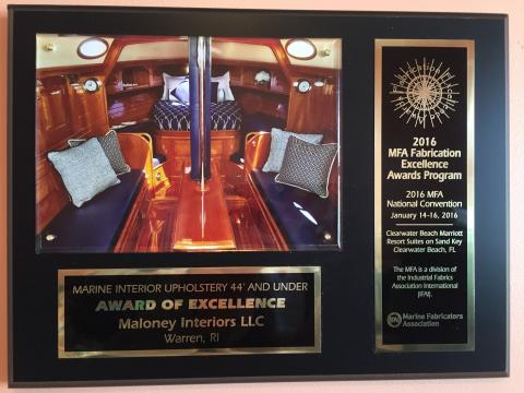 2016 Fabrication Excellence Awards