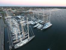 Expanded Dockage Approved at Newport Shipyard