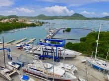 A milestone for Carenantilles Shipyard!